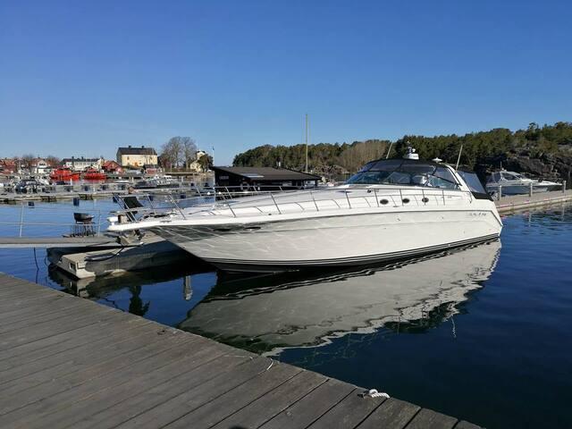 Luxury yacht in the heart of Tammisaari