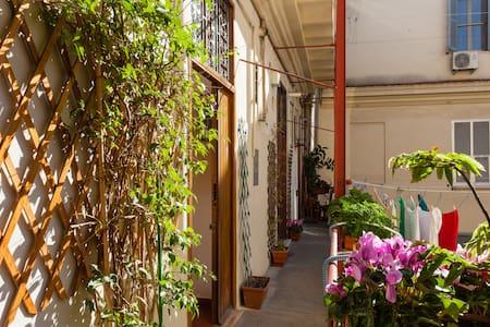 cosy home in testaccio - Rom - Hus