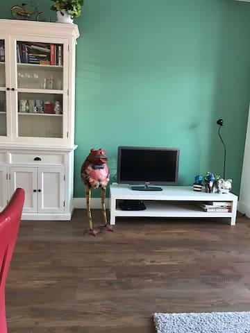 Modern gelijkvloers appartement - Hoorn - Lejlighed