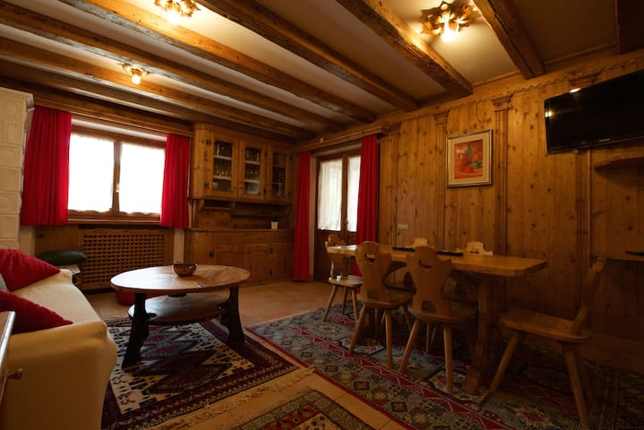 Alpine Lovely Apartment - Cortina d'Ampezzo - Apartment