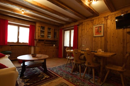 Alpine Lovely Apartment - Cortina d'Ampezzo