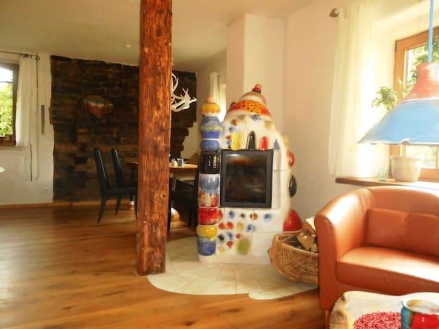 Töpfer Traum Ferienhaus in Silberborn Holzminden