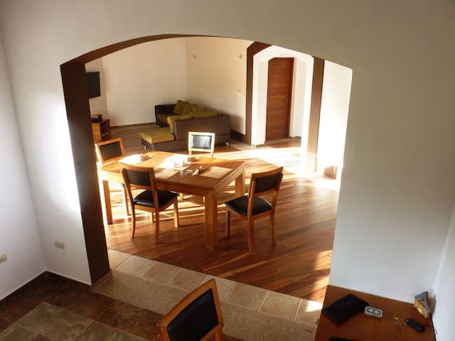 Spacious villa in naturist village - Villa Magante - House