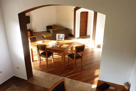 Spacious villa in naturist village - Villa Magante