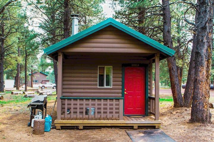 Oak Cabin - Arizona Nordic Village