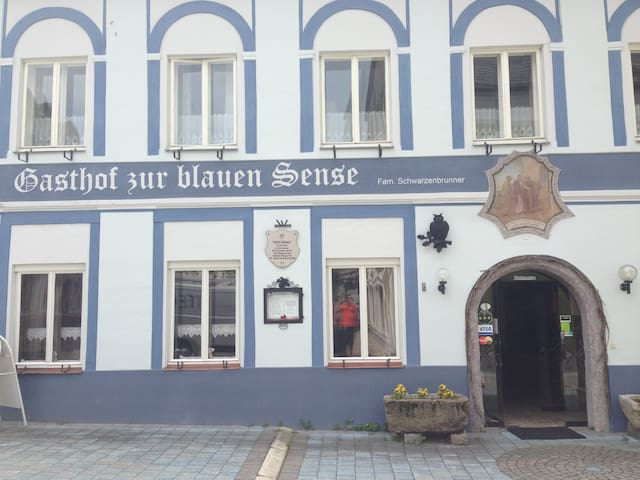 Pension Blauen Sense - Windischgarsten - Bed & Breakfast