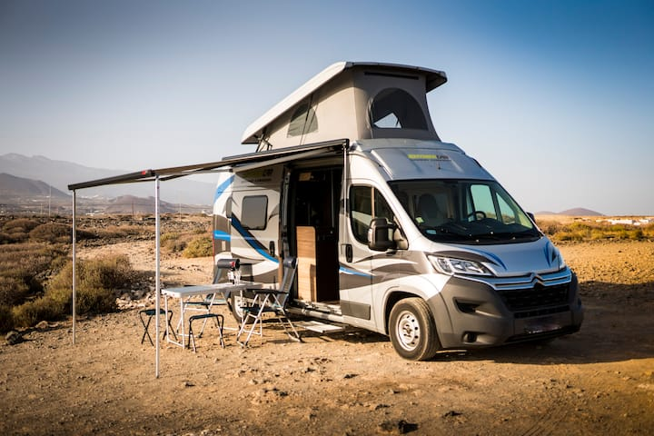 Hymer Grand Canyon - Another Level of Exploring