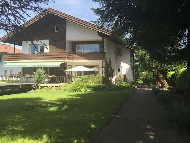 Mountains view 2BD with parking - Oberstdorf