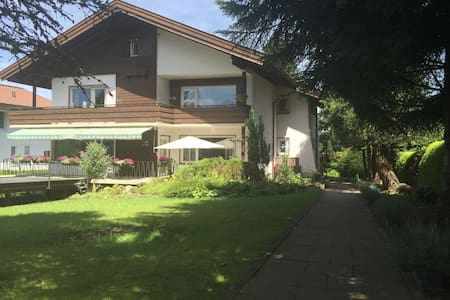 Mountains view 2BD with parking - 奧伯斯多夫(Oberstdorf)