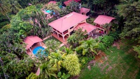 CASA DE ORO Oceanfront Home 5 bed rooms