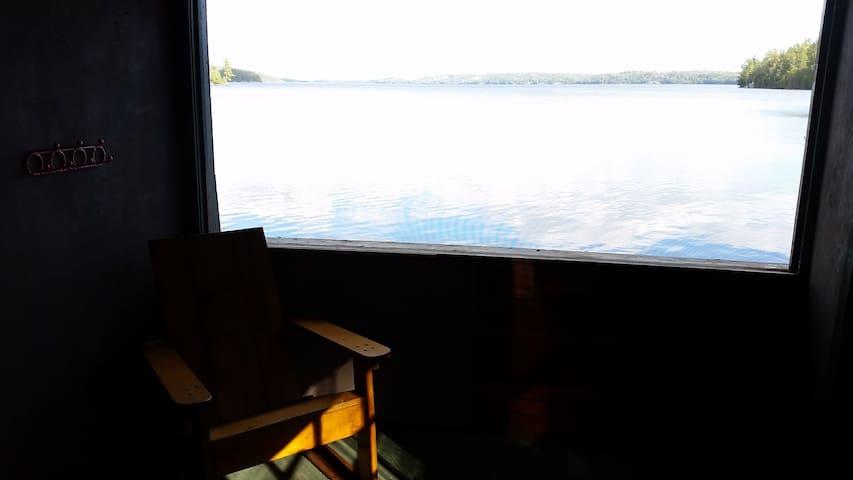 Rustic Cabin on Big Basswood Lake