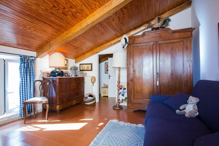 Accogliente casa nel borgo antico - Borgio - Leilighet