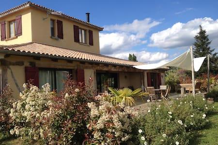 Chambre calme Dordogne