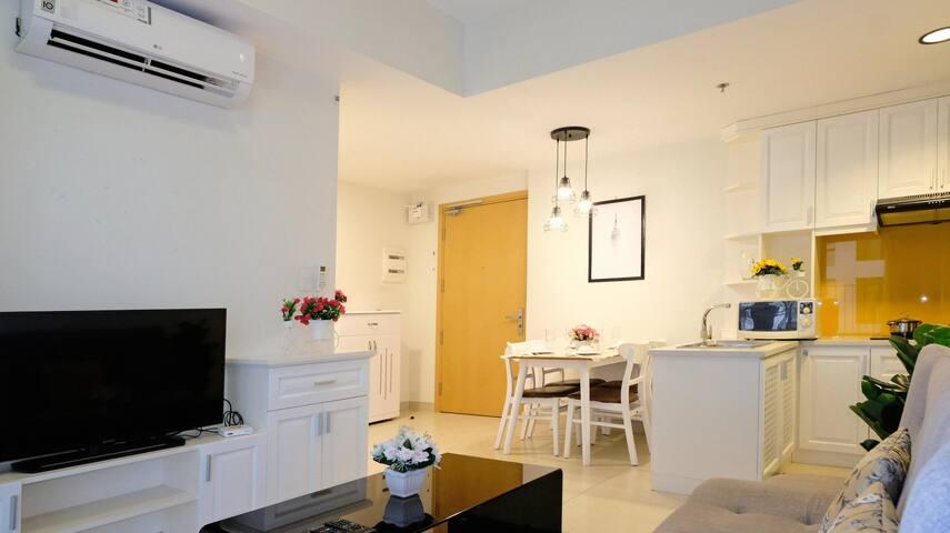 Masteri Thao Dien Luxury Apartment In Dictrict 2