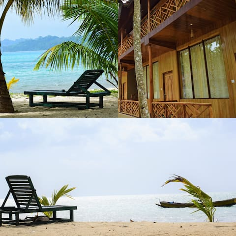 White Coral Beach Resort (Own private Beach)