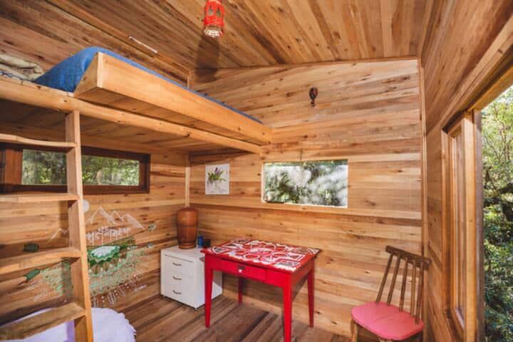 Casa na Árvore | Rio Do Bispo, Urubici - SC