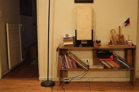 Pieza interior en casa KalfuNewen - Los Cerrillos - Hus