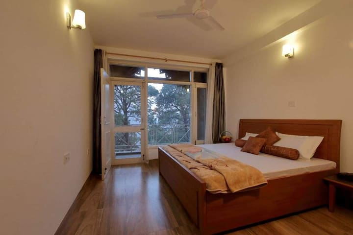 1 bedroom home stay  Nainital Sattal & Bhimtal(S3)