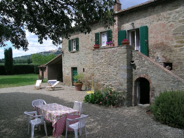 The farmhouse of Leda - Cortona - Dom