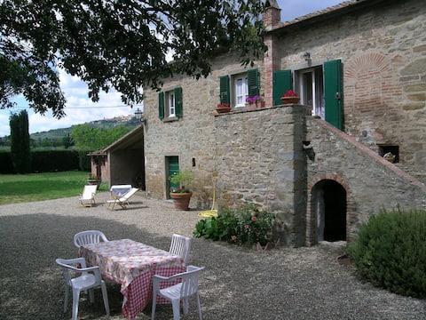 The farmhouse of Leda, single family house
