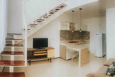 Apartamento (Loft) mobiliado completo.