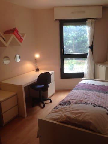 Chambre confortable près de Paris