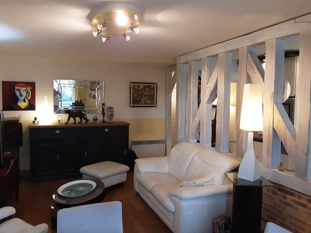 Appartement 4 pièces 2 chambres 85 m2