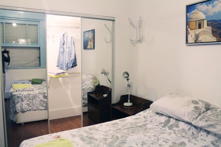 B&B Zul e Verde - Large bedroom in the heart of Copacabana