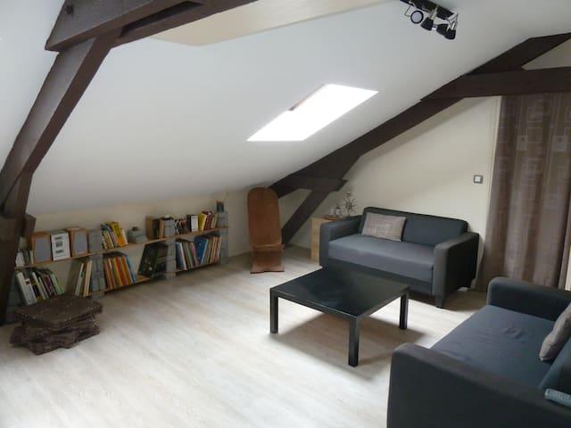 Appartement Hypercentre - Au coeur du Vaugueux