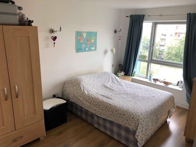 Beautiful en suite double room in a 2 bedroom flat