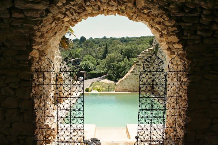 Villa South of France Uzes (Gard) Swimming Pool