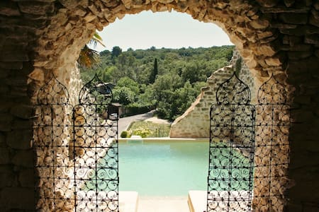 Villa South of France Uzes (Gard) Swimming Pool