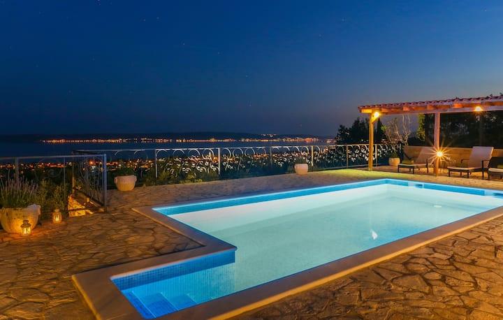 Villa Vortex  - Experience Adriatic Sea from above