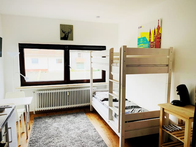 Living @ Klassvilla - Weserwehr No. 6