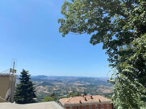 Appartamento nel centro  storico di San Marino