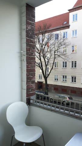 Family flat, feng shui - Berlin - Daire