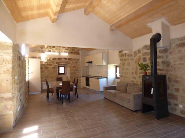 La grotte - Faugères - Lägenhet