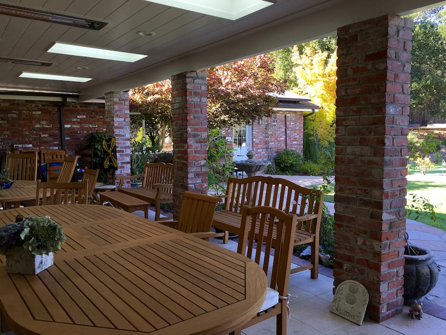 Palo Alto Restaurants With Private Rooms
