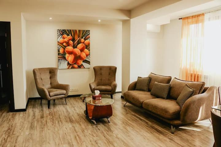 5 Stars Apartment in Central Area of Yerevan