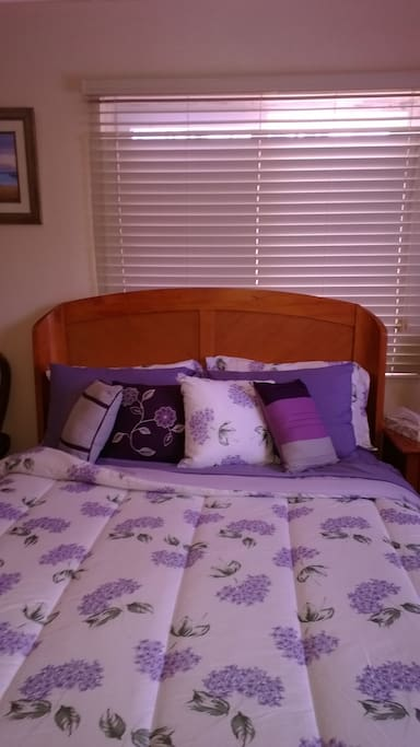 The master bed-room