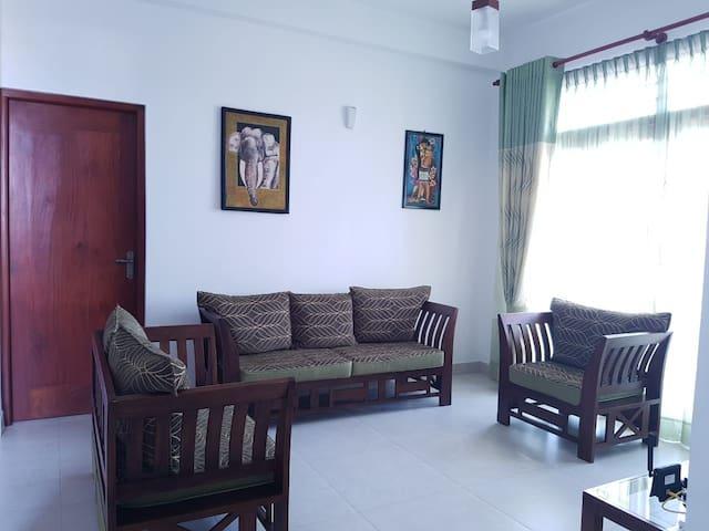 3BR Condo @ Sri Sangabo Road, Dehiwela