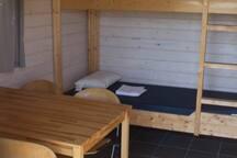 """Wooden cabin #10 at """"Het Veerse Meer"""""""