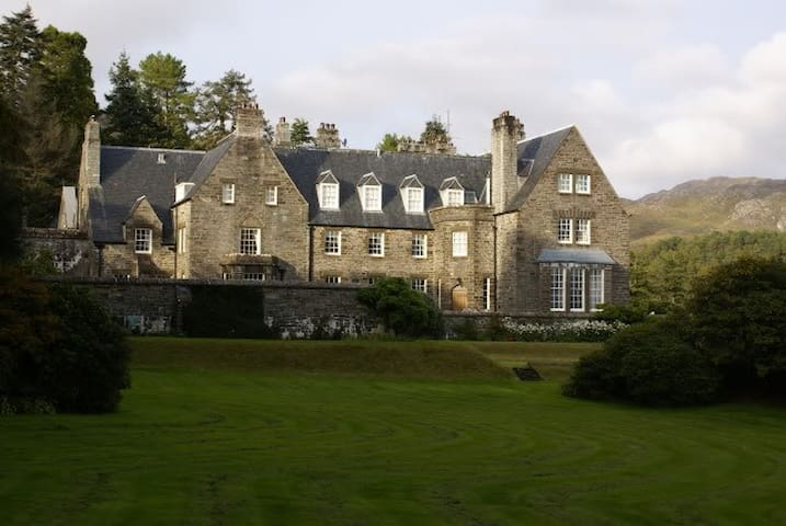 Luxury Highland Mansion - Arisaig - Bed & Breakfast