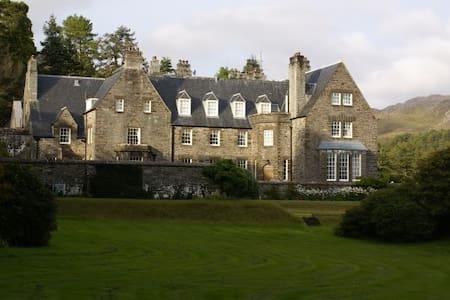 Luxury Highland Mansion - Arisaig