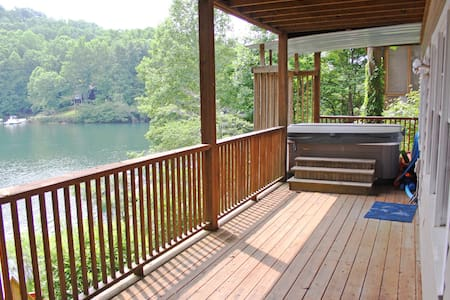 Quiet Lake Home in Golf, Swim, and Tennis Com. - Waleska - 獨棟