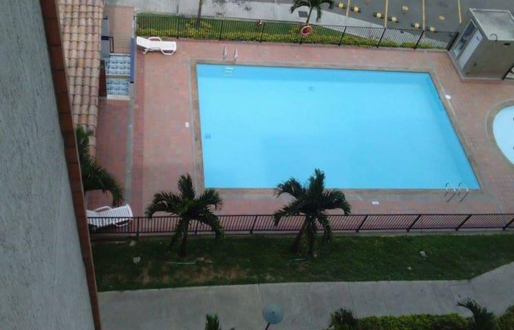 Cómoda habitación - Medellín - Appartement