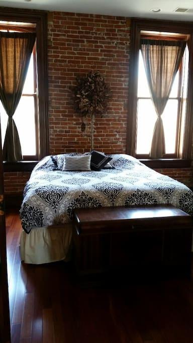 2nd Floor Main Bedroom