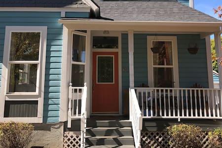 Sunny Remodeled Victorian Near Alberta Arts - Portland