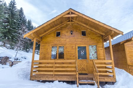 Mountain cabins - cottage 1
