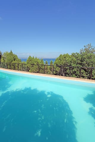 Villa Maria Luisa B con piscina